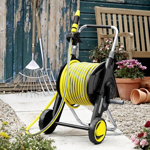 KARCHER-Chariot-Devidoir-HT- 4520-KIT-Arrosage-Jardin-Plantes