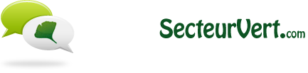 Forum Secteur Vert